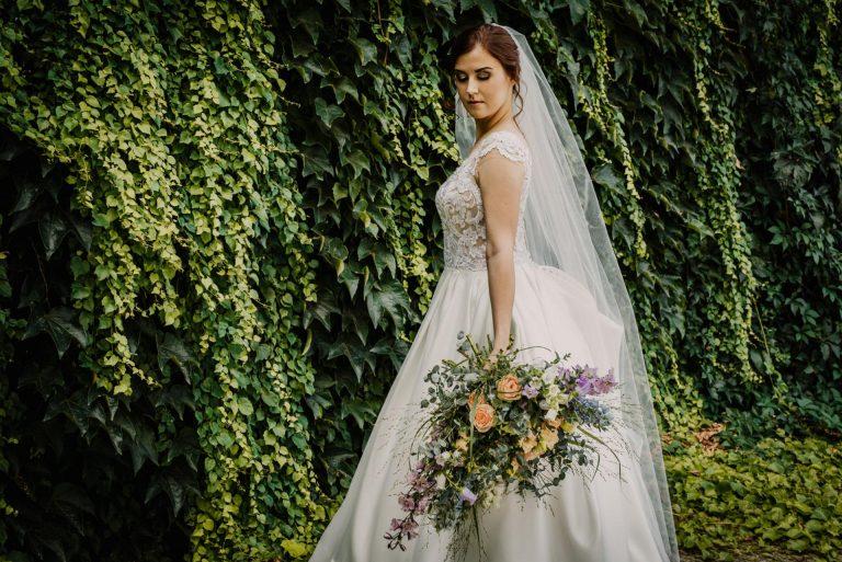 Svadba inšpirovaná rozprávkou Na vlásku