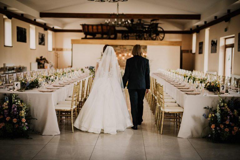 rozprávková svadobná výzdoba
