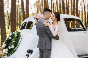 dlhý svadobný závoj