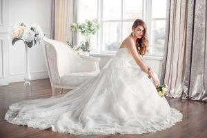 svadobné šaty v roku 2021