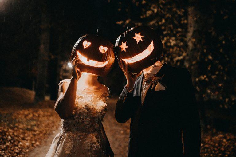 jesenné svadobné fotenie
