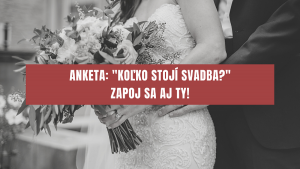 koľko stojí svadba