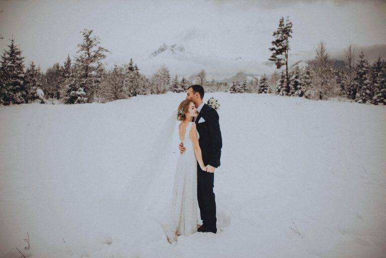 zimná svadba v Tatrách