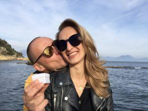 zásnuby v Taliansku