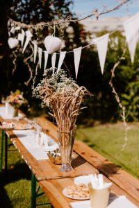 záhradná svadba