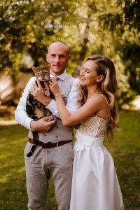 zvieratá na svadbe