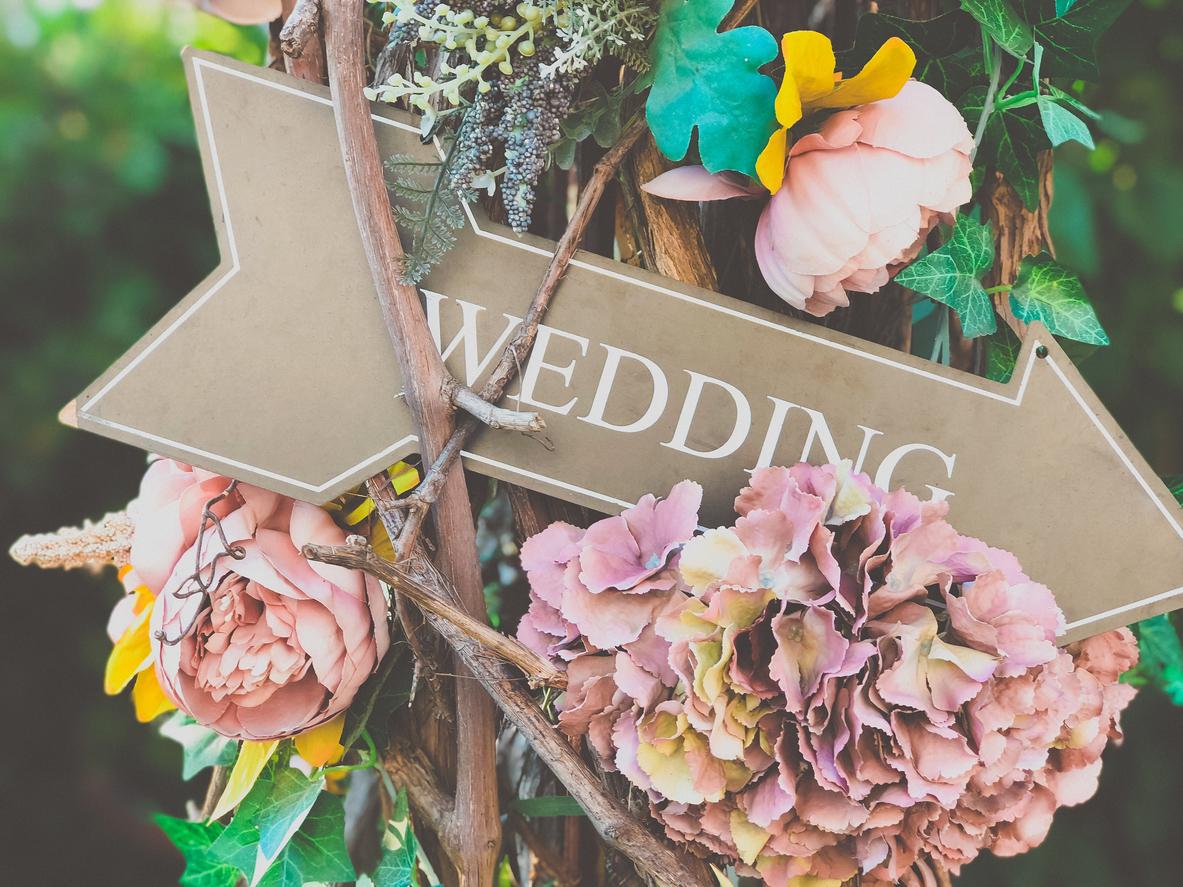 jarná svadba